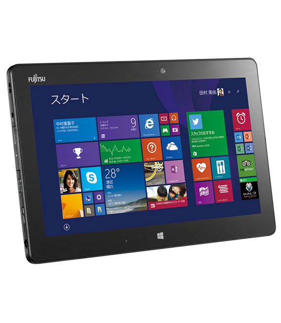 ARROWS Tab Q665/L FARQ0500C (Core M-5Y10c / 4GB / 128GB SSD / 11.6フルHD / Win10Pro) /中古