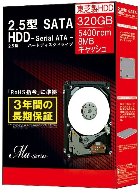 MQ01ABD032BOX [320GB 9.5mm]