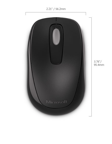 Wireless Mobile Mouse 1000 for Business 3RF-00006