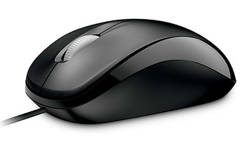 Compact Optical Mouse 500 U81-00084 [セサミ ブラック]