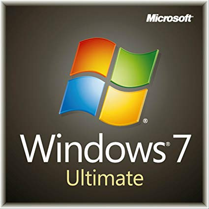 Windows 7 Ultimate SP1 32bit OEM/DSP 英語版 + ジャンクメモリ