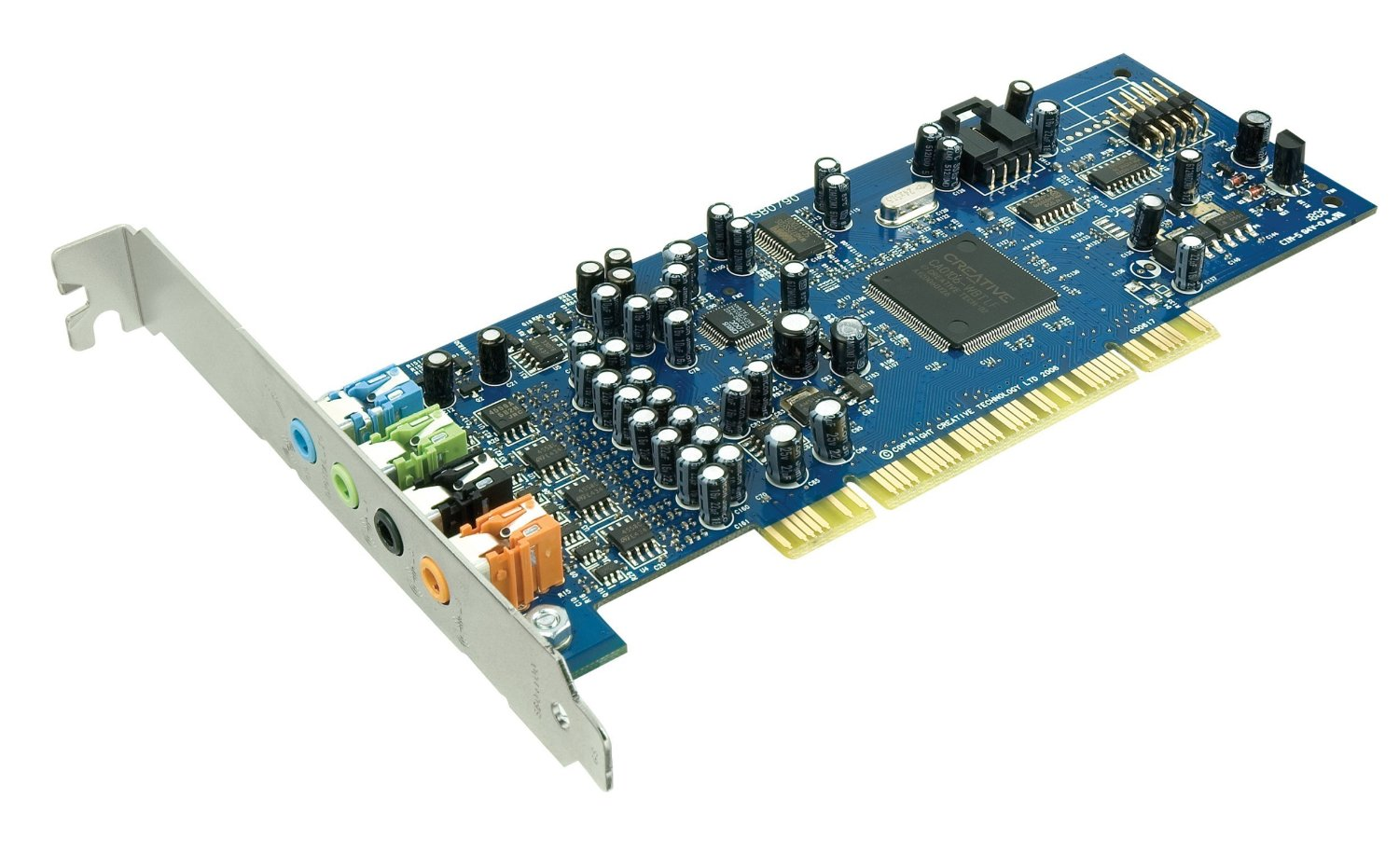 Creative Labs SB0790 PCI Sound Blaster X-Fi Xtreme Audio バルク