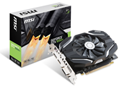 GeForce GTX 1050 Ti 4G OCV1/SP [PCIExp 4GB]