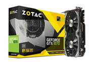 ZOTAC GeForce GTX 1070 Mini 8GB ZT-P10700K-10M [PCIExp 8GB]